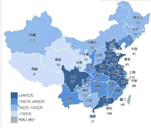 中国信保发布2018商业车险风险地图,商车费改地区单均保费约降15%