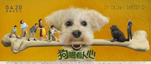 黄磊谈新片《狗眼看人心》 自称有类似经历
