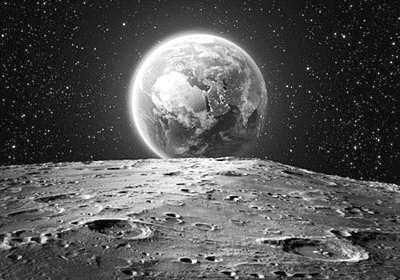 科学家首次将地球上水的起源与月球的形成联系起来。
