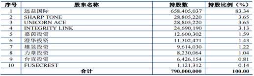 王文洋第二家企业宏和科技的IPO之路