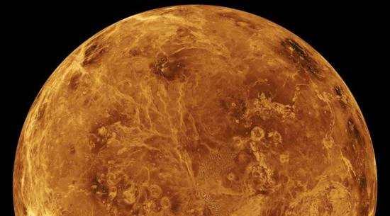 现在金星是一个人类无法居住的恐怖地方