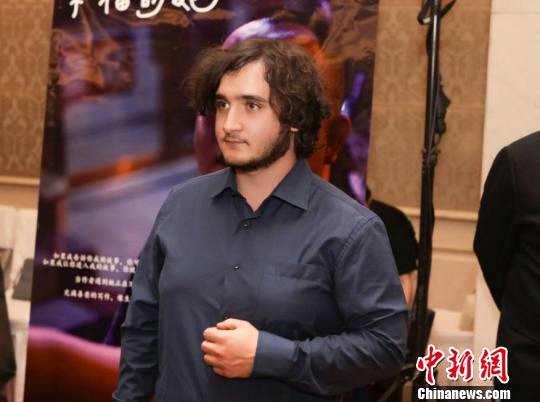 意大利演员安德里阿诺·塔迪奥罗。组委会提供
