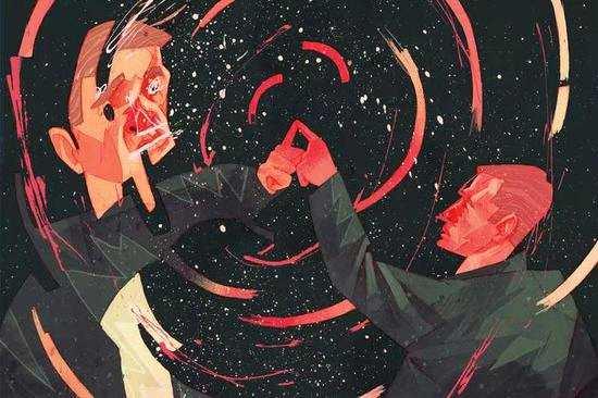 有一个与我们宇宙完全镜像的平行宇宙存在?