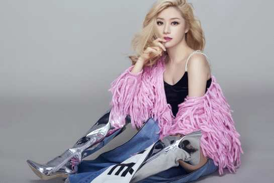 美兰迪,中国最具国际气质实力美貌并存的高材生电音舞曲女歌手