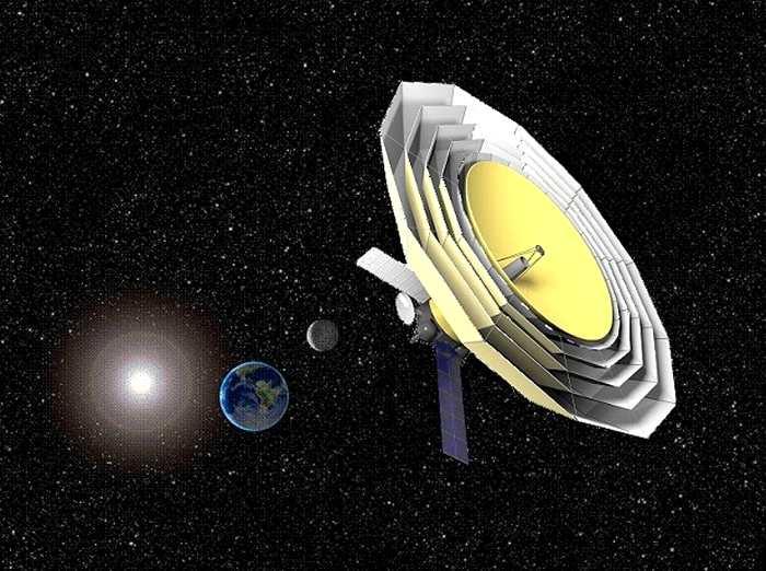 """俄罗斯""""光谱-M""""太空望远?#25285;?#27627;米波天文"""