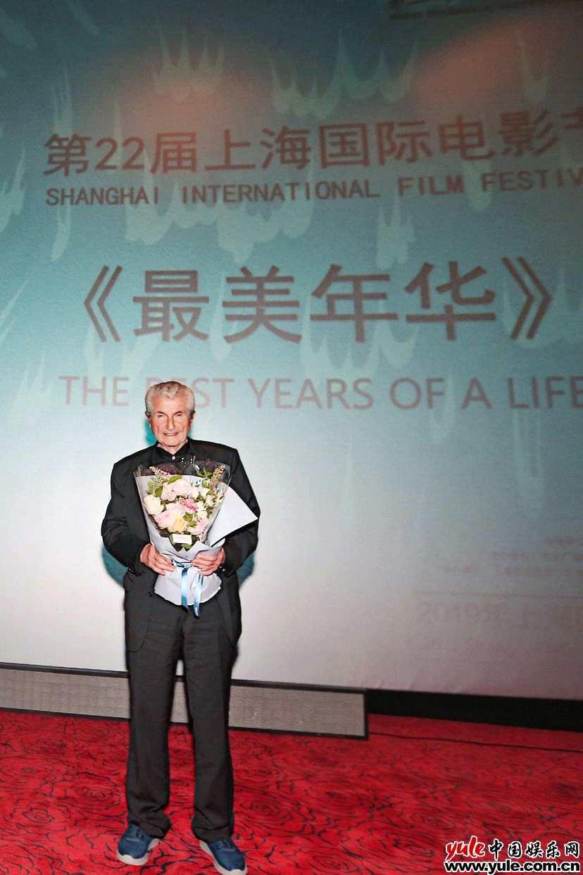 """《最美年华》上影节实现与戛纳""""零时差"""" 情怀之作备受瞩目"""