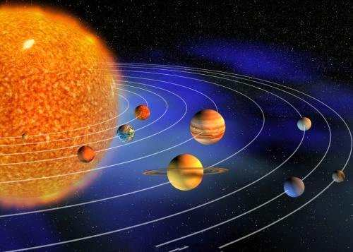 如今我们的太阳已经燃烧了50亿年
