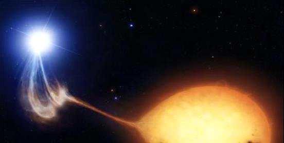 对于人类来说,宇宙永远是探索不完的。