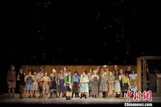 国家大剧院八月合唱节启幕