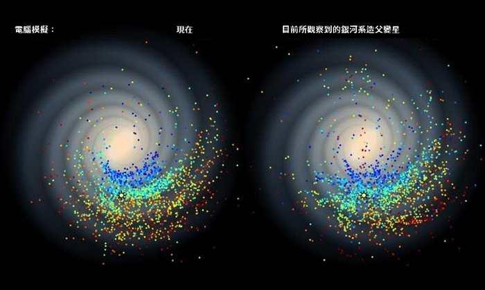 """最新3D测绘显示银河系边缘竟像""""水波蛋"""""""