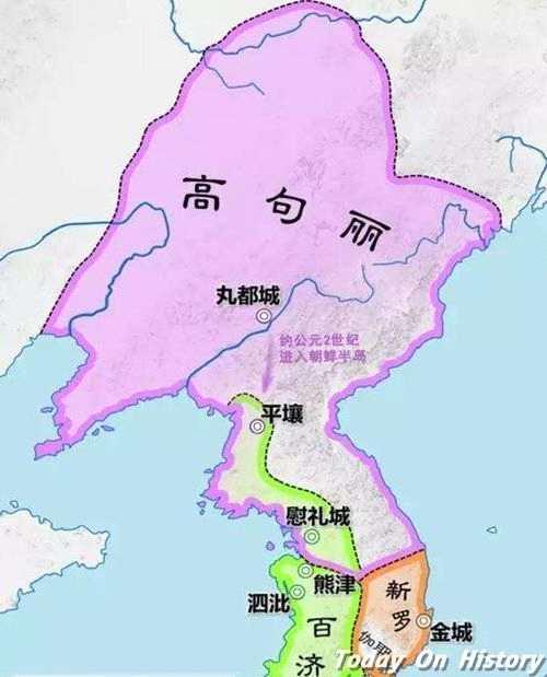 朝鲜三国时代是哪三国 朝鲜三国期间还有哪些小国