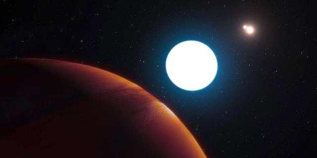 太阳系外的深空