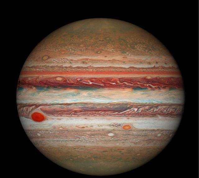 科学家们发现,除了地球孕育了生命,太阳系还有另一个值得关注的天体,木星。
