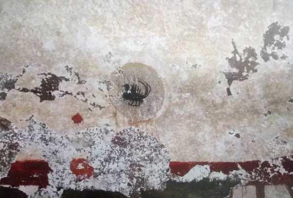 鉴赏 地宫里的太阳——新城公主墓《天象图》