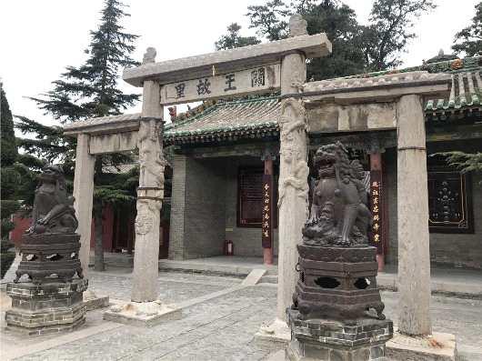 三国遗迹寻踪:从解州到涿州,探寻关羽和刘备的相识之旅