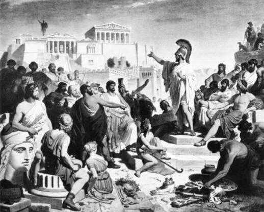 雅典民主的真谛是抽签而非选举