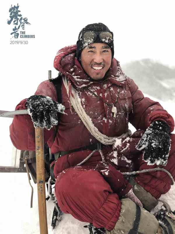 《攀登者》李京沐:果敢坚毅 无畏攀登