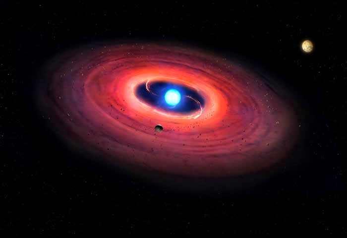 新研究披露某些系外行星内部具有类似于地