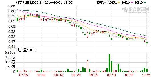 *ST神城B:關于公司股票可能將被終止上市的第四次風險提示性公告