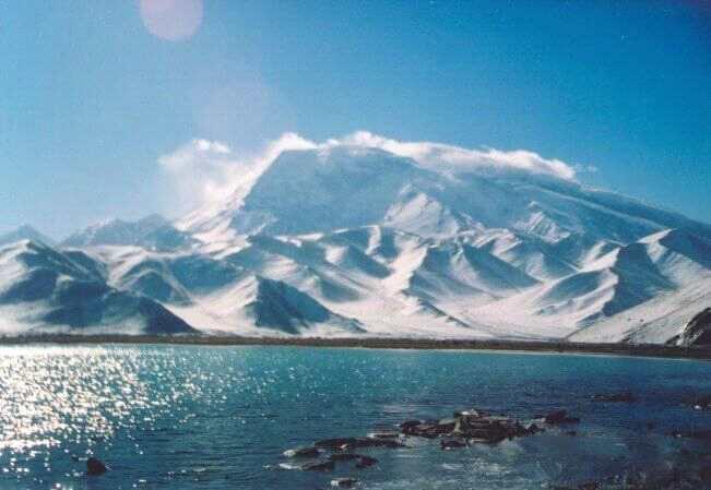 新疆异闻录之卡拉库里湖