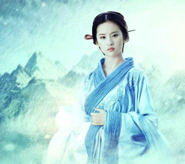 神仙姐姐入选好莱坞,刘亦菲出道17年再升华