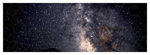 银河系,最终也一样会化作另一个尘土环,就像仙女座的勋章一样,挂在她的荣誉簿上。