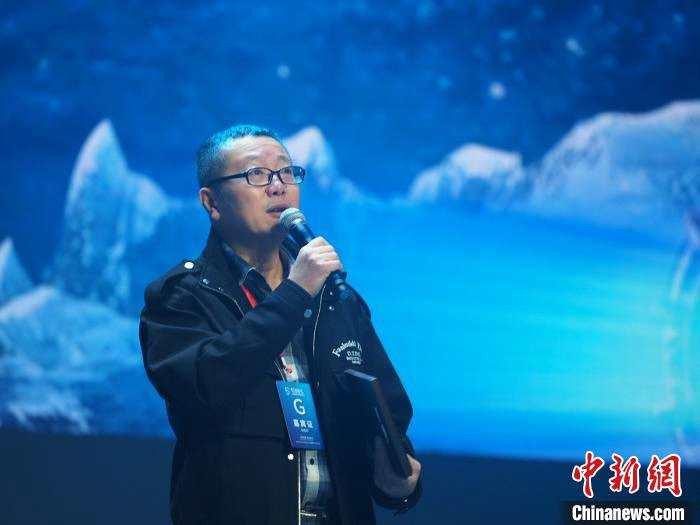 刘慈欣谈《流浪地球》:电影创意罕见 在好莱坞不会被采纳