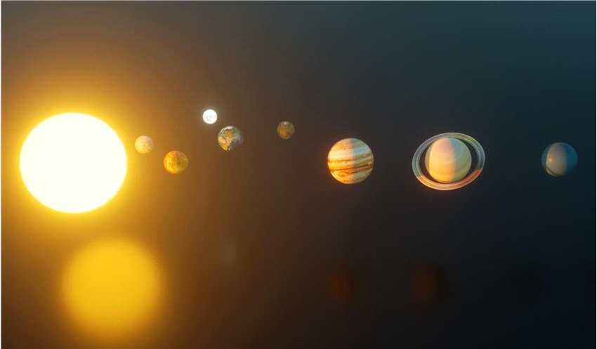 """因为""""双星系统""""距离我们很远,那直接也说明了地外生命或者与外星人相对较远"""
