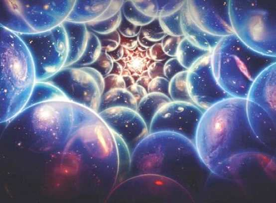 科學家首次發現平行宇宙的光線,人類追蹤其源頭,或找到宇宙邊界