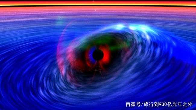 关于黑洞的想法将会打击你的思想