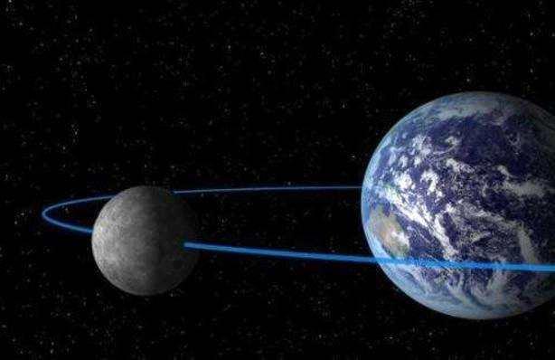 地球仅有月球相伴?科学家:地球其实并不专一,有一颗被藏起来了