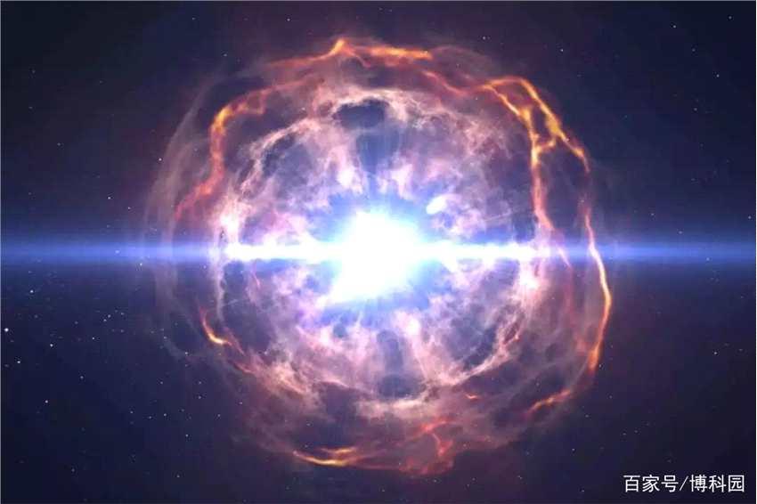 核心坍缩超新星,在爆炸前,就损失了1.5个太阳质量!