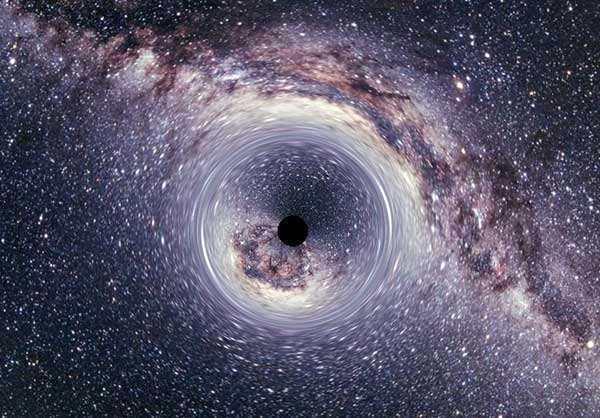 科学家认为,星系最后都逃不掉被中心黑洞彻底吞噬的命运,只是速度的快慢罢了。