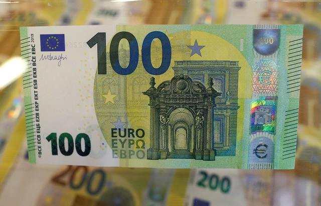 歐洲央行維持其超寬松貨幣政策不變,歐元短線無明顯波動