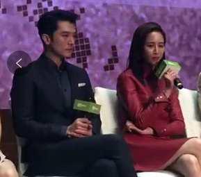 邱泽张钧甯绯闻后首次同台 被问关系表情尴尬