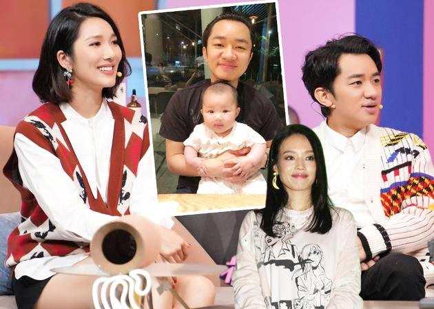 王祖蓝自曝和李亚男分房睡 竟希望女儿像舒淇