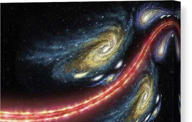 什么是宇宙弦?宇宙弦是否存在?答案可能藏在这种辐射中