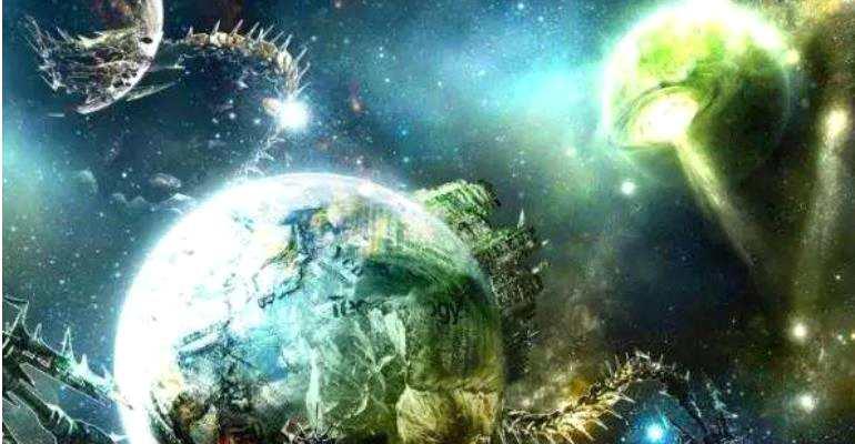 我们人类可能是地球上最具有智慧的高级生命体,但是人类依然无法掌控地球的未来!