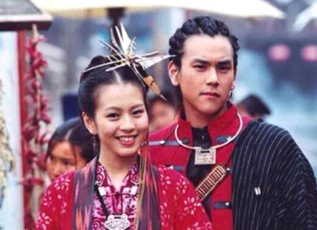 当年《仙剑》不输刘亦菲,刘品言却因前男友被冷藏,阿奴也变脸?
