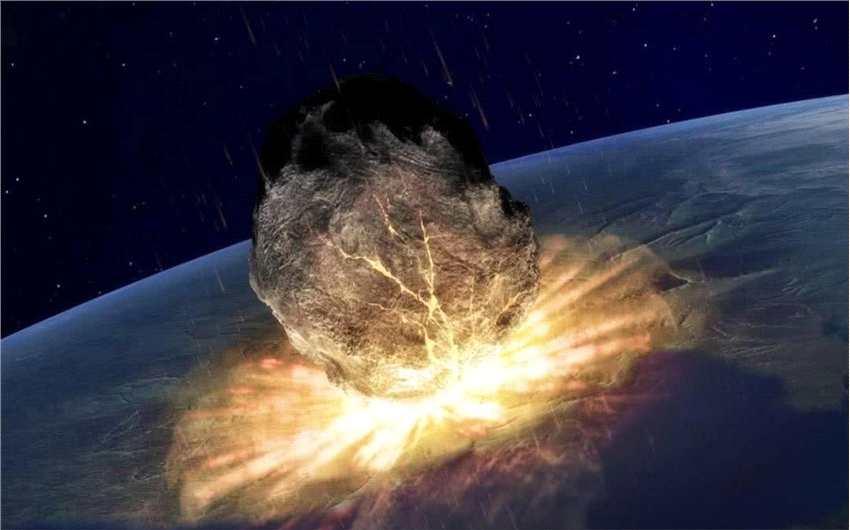 一颗不明的天体是以光速朝着地球撞来的话,那等待着人类的结局将会是什么呢?