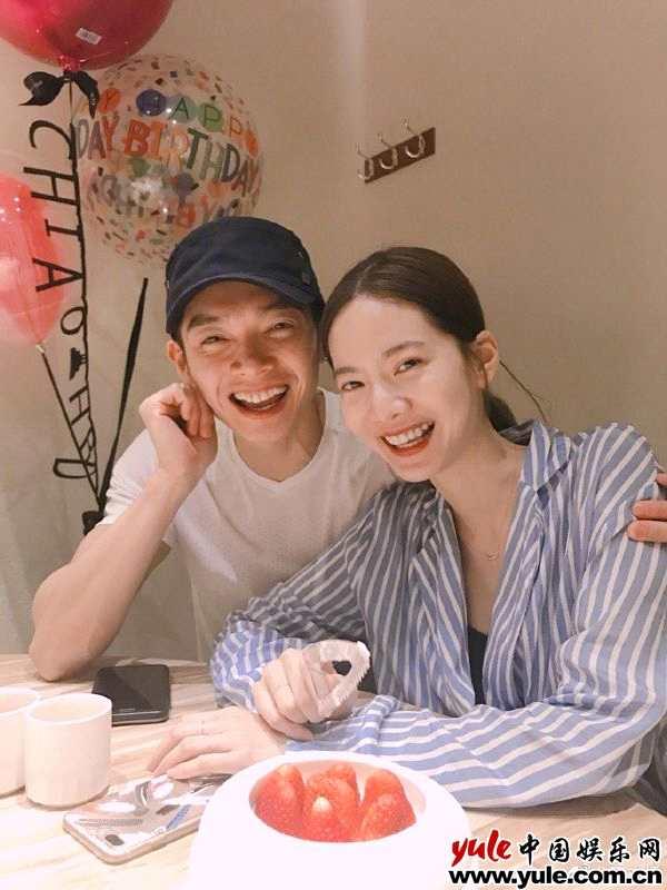 辰亦儒曾之乔宣布结婚 两人相恋十年中间曾短暂分开