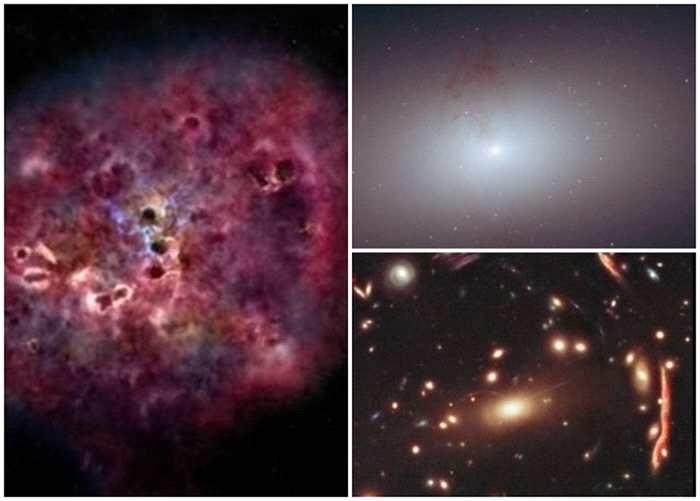 """美国天文学家观测到120亿光年外""""怪物星"""