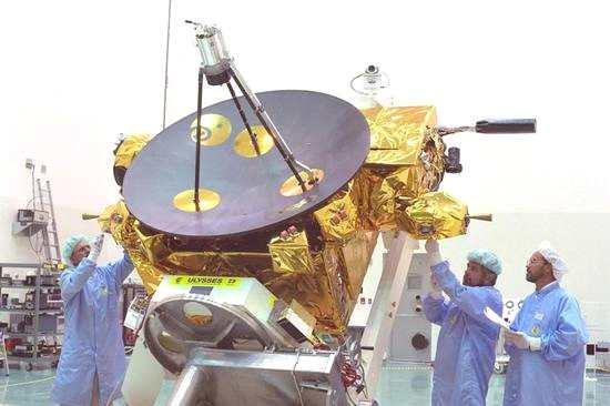 尤利西斯号太阳探测器。