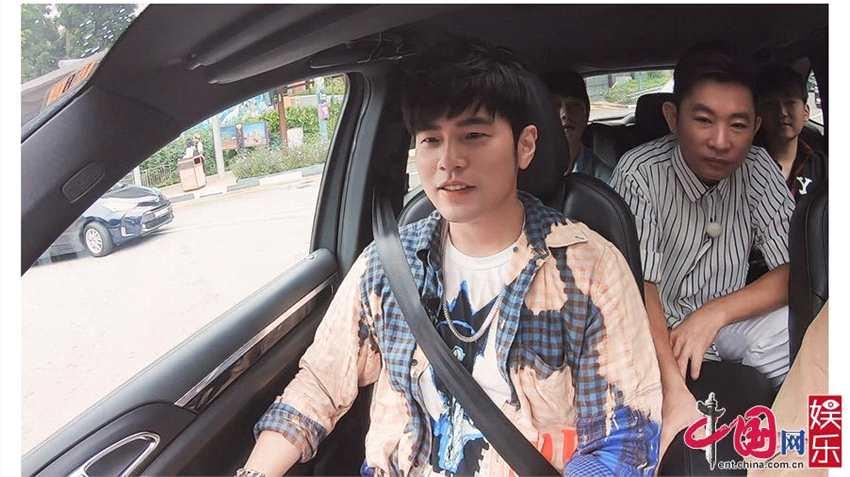 《周游记》首播 周杰伦、林俊杰打卡不一样的新加坡