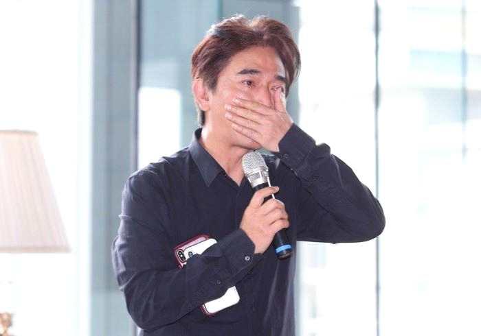 吴宗宪透露刘真没健保 台北市长柯文哲曾来探望