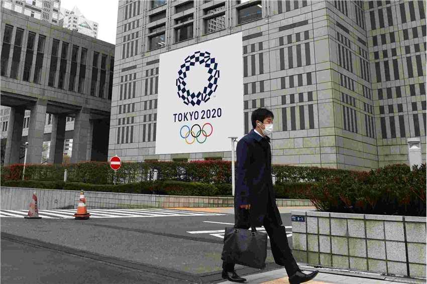 終于定了!東京奧運會將延期一年舉辦