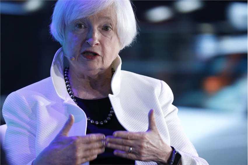 美国二季度GDP恐萎缩30%?耶伦称经济正遭遇前所未有破坏性打击!
