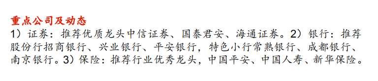 """免费研报精选:三条路径布局优质金融股 当前券商股处于""""黄金坑""""?(附股)"""