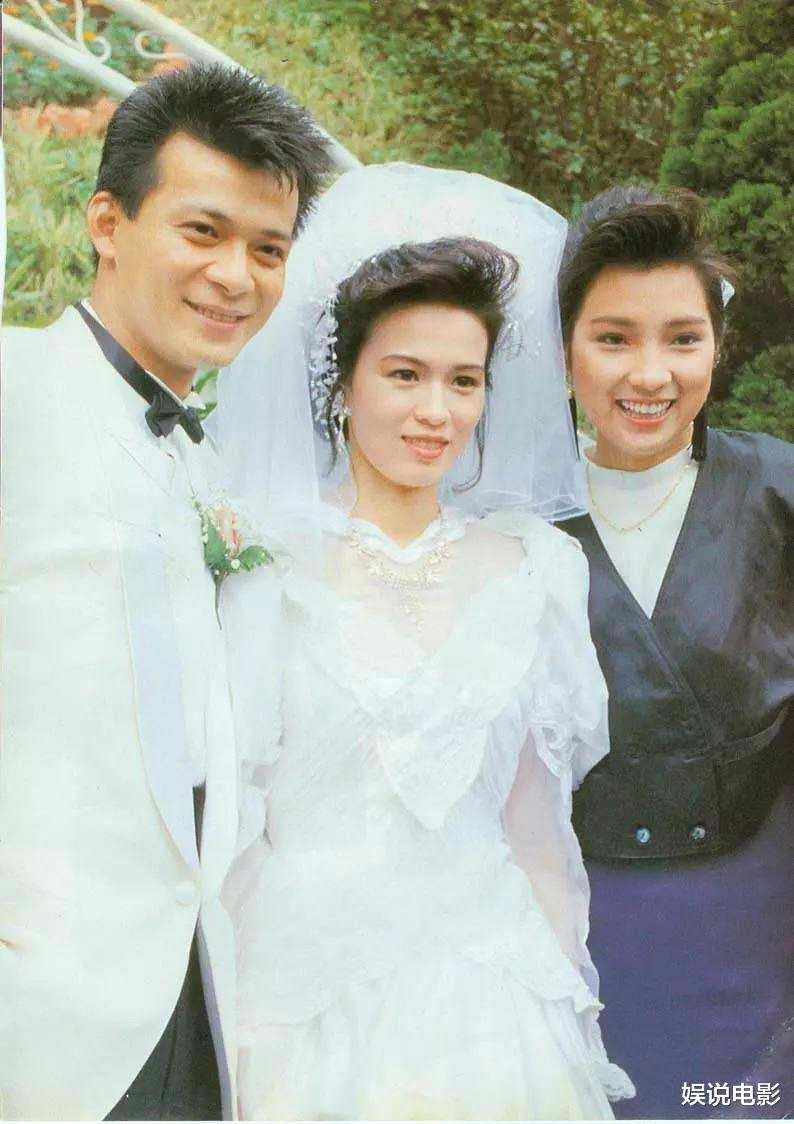 着名港星黄日华老婆昨去世,器官衰竭而逝,曾患病长达七年