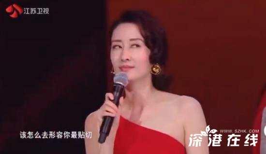 刘敏涛唱歌表情管理失控 网友:像极了喝假酒的我!【图】